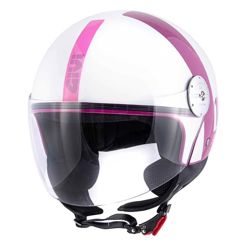 Givi - Casques Demi-jet - 10.7 MINI-J CONCEPT LADY