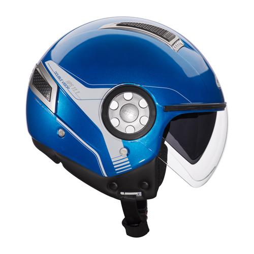 azul metalizado  (B508)
