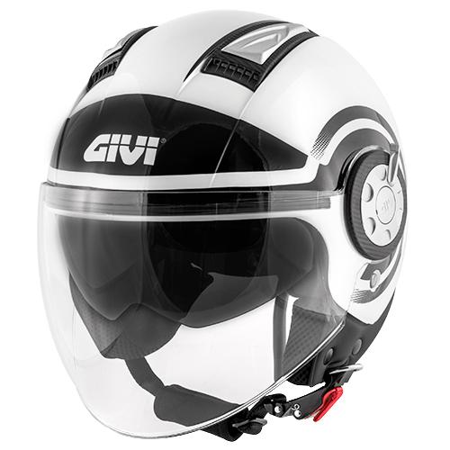 Givi - RDWH Blanc / noir