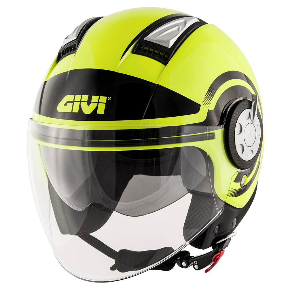 Givi - RDYK Neon yellow / black