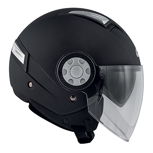 Givi - Caschi Jet per moto e scooter - 11.1 AIR JET-R SOLID COLOR