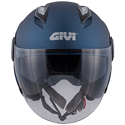 Givi - Jet-Helme - 12.3 STRATOS SOLID COLOR