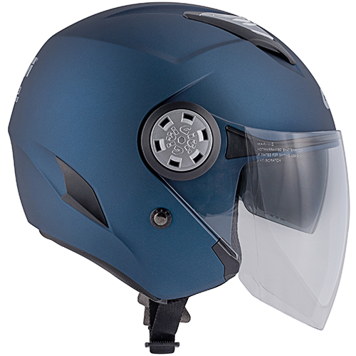 Givi - Cascos jet - 12.3 STRATOS SOLID COLOR