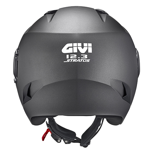 Givi - Caschi Jet - 12.3 STRATOS - SOLID COLOUR