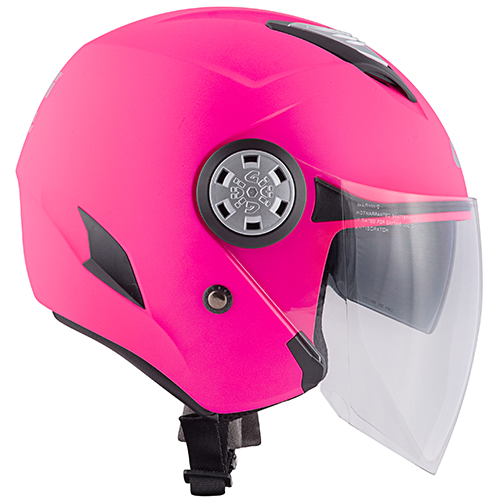 Givi - Capacetes Jet - 12.3 STRATOS SOLID COLOR LADY
