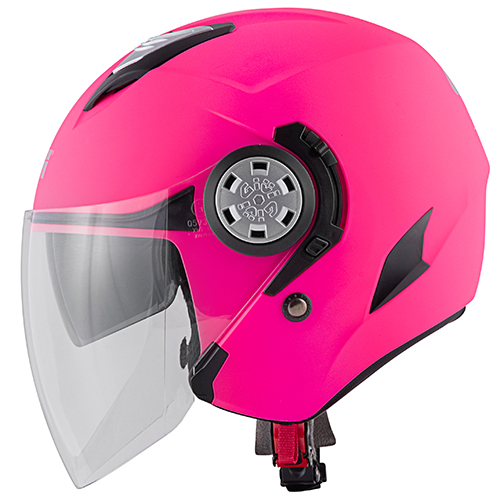 Givi - Caschi Jet - 12.3 STRATOS SOLID COLOR LADY