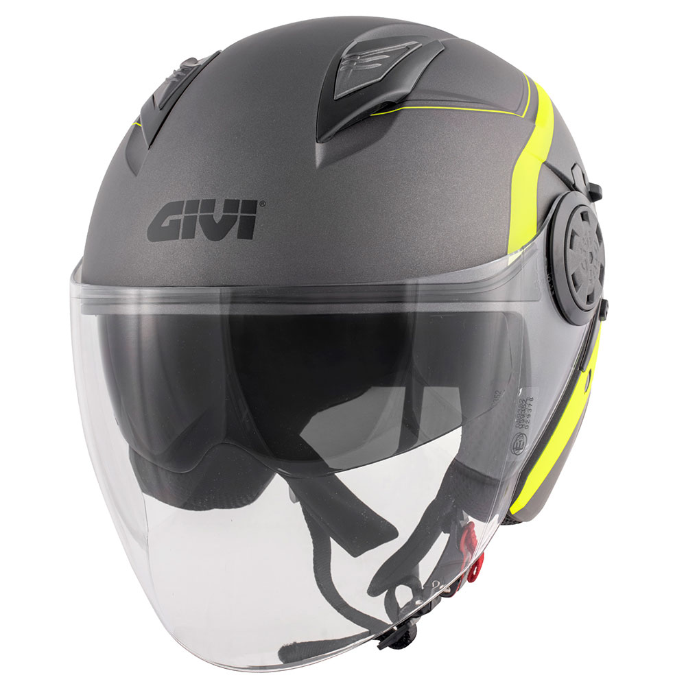Givi - Casques Jet - 12.3 STRATOS - THANATOS