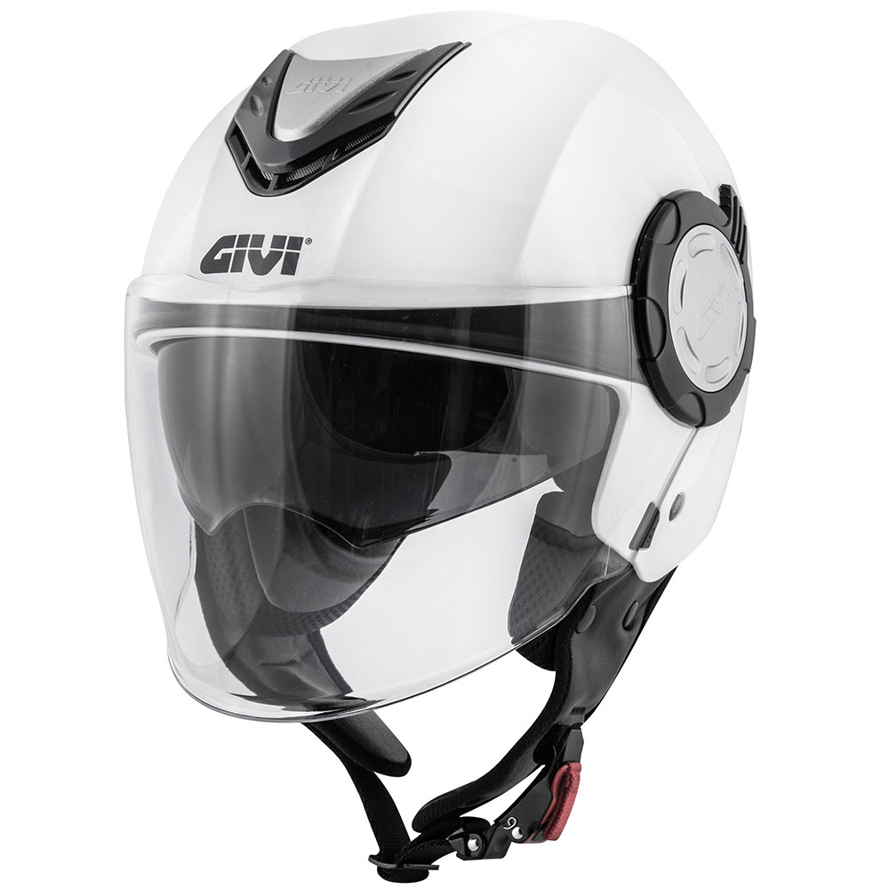 Givi - Jet helmets - 12.4 FUTURE SOLID COLOR