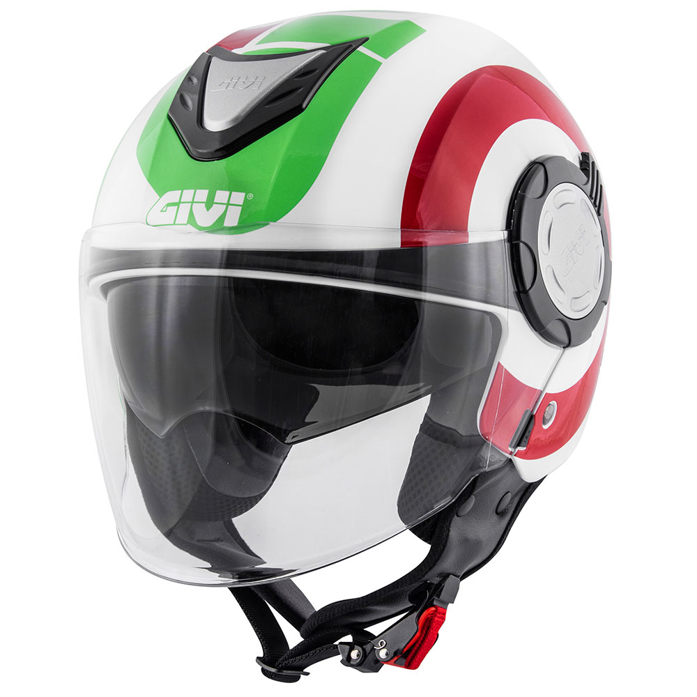 Givi - Caschi Jet per moto e scooter - 12.4 FUTURE BIG