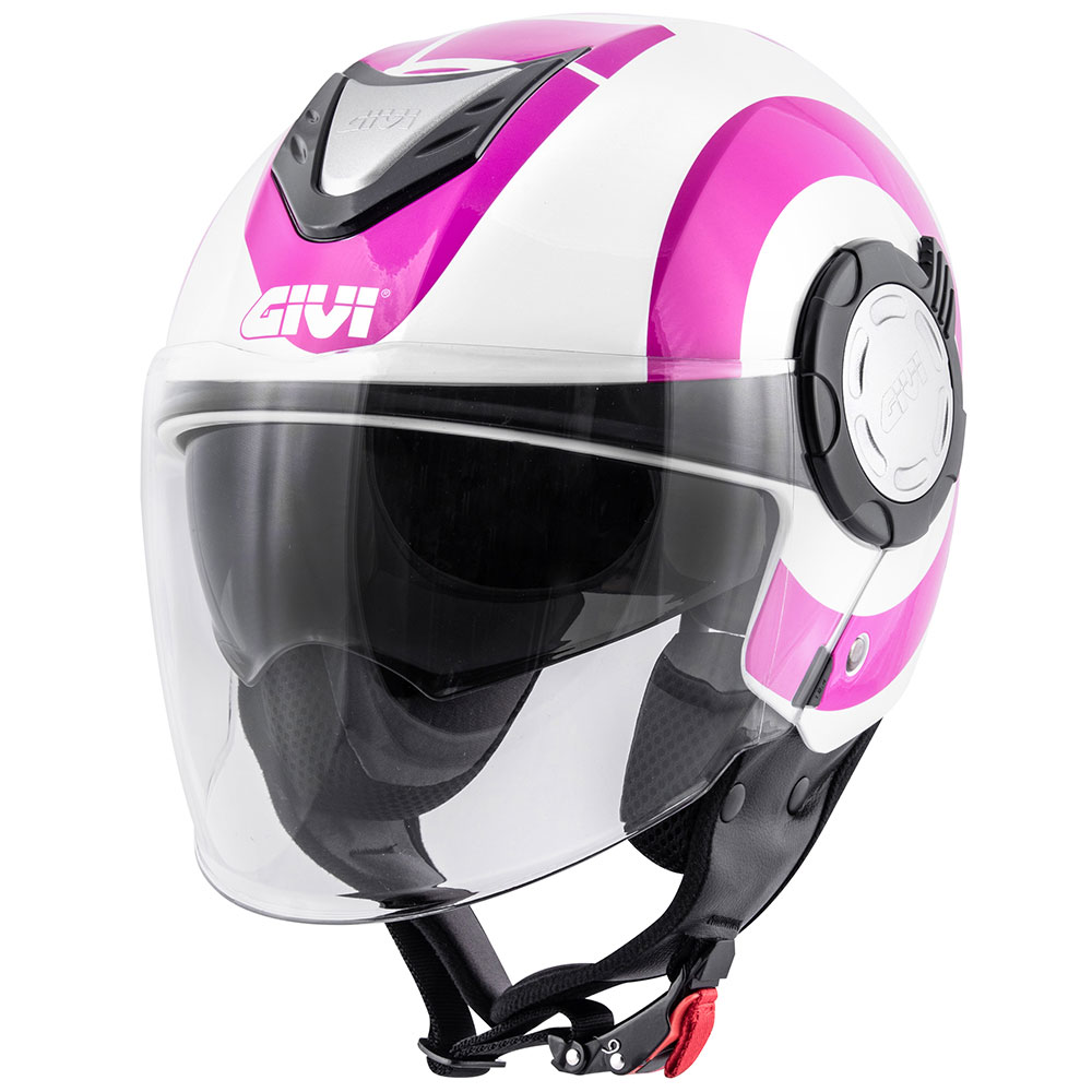Givi - Caschi Jet per moto e scooter - 12.4 FUTURE BIG LADY