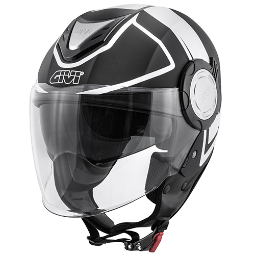 Givi - SSBW Matt black / white