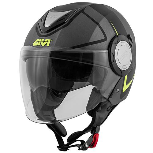 Givi - SSTB titanium mat / schwarz