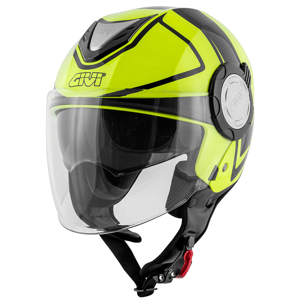 Givi - Capacetes Jet - 12.4 FUTURE STRIPES