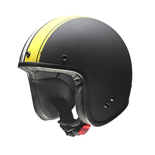 Stripes negro / amarillo (BKYL)