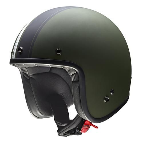 Stripes verde militar / negro (MGBK)