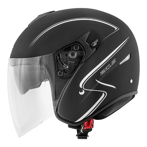 Givi - Caschi Jet per moto e scooter - 20.9 FIBER-JET GLIESE