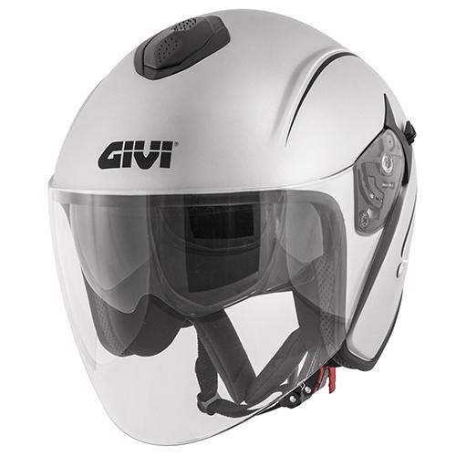 Givi - GSSV Argento opaco