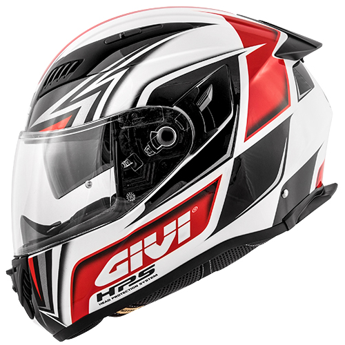 caschi FULL FACE 40.5 X-FIBER GP