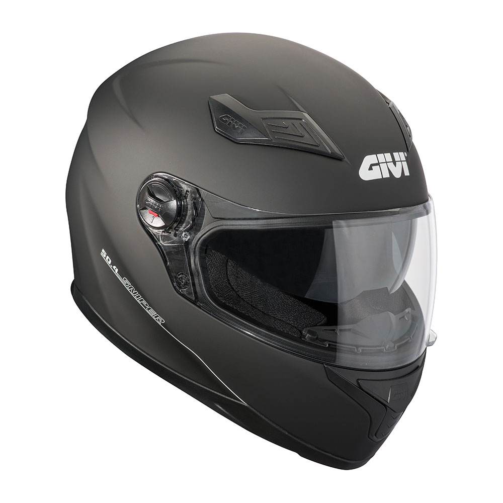 Givi - Casques Integraux - 50.4 SNIPER - SOLID COLOR