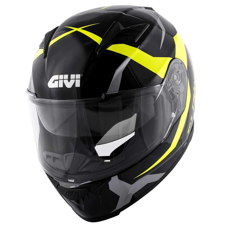 Vortix neon yellow / gloss black (VXBY)