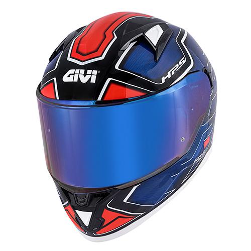 Givi - EPLR Blue / red