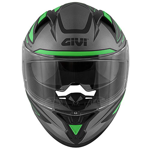 Givi - Cascos integrales - 50.6 STOCCARDA FOLLOW