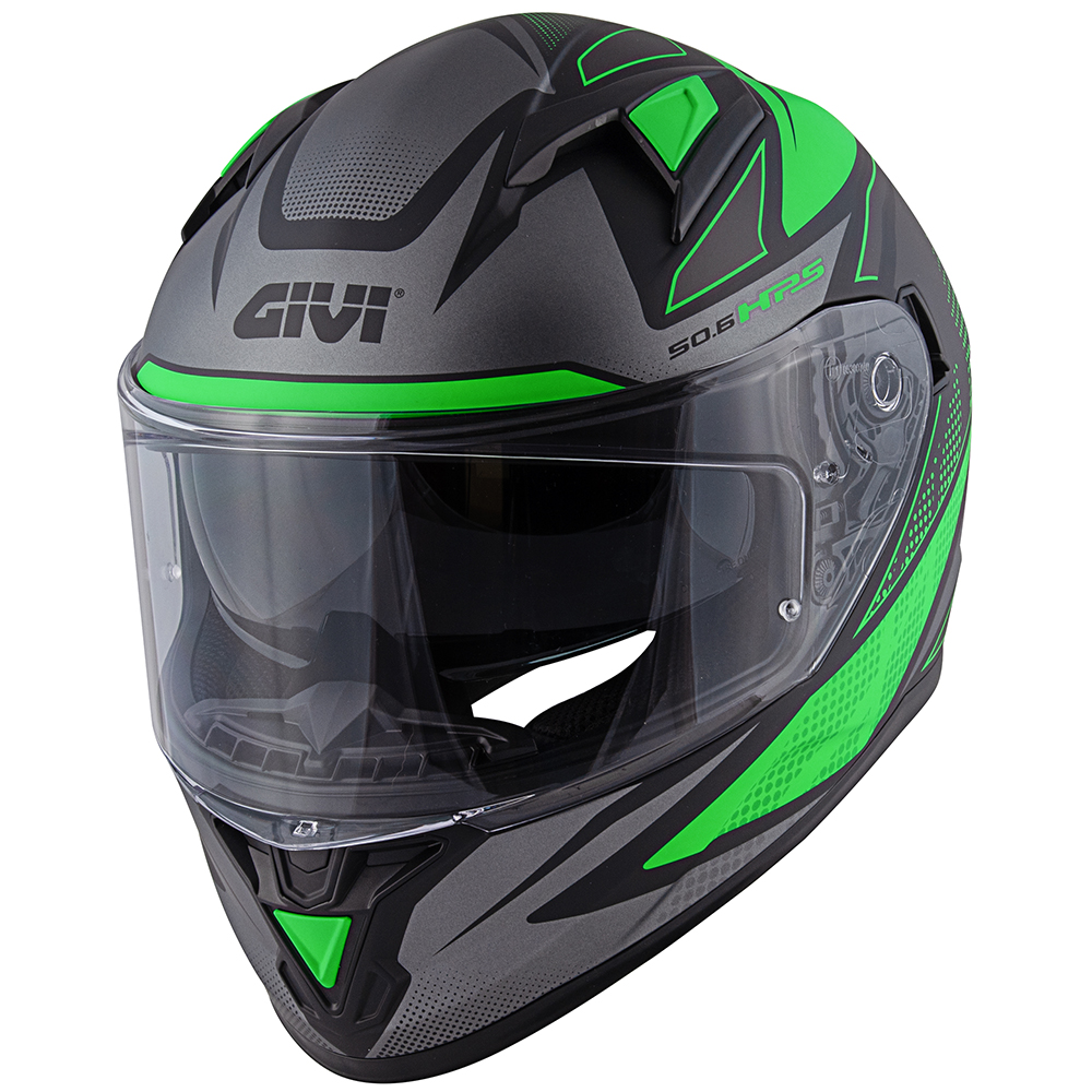 Givi - FULL-FACE HELMETS - 50.6 STOCCARDA FOLLOW