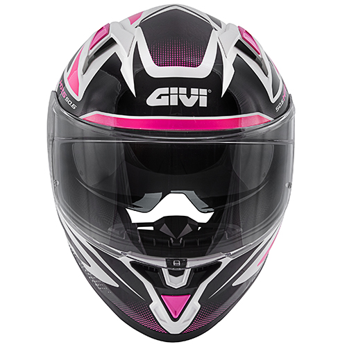 Givi - Caschi Integrali per moto - 50.6 STOCCARDA FOLLOW LADY