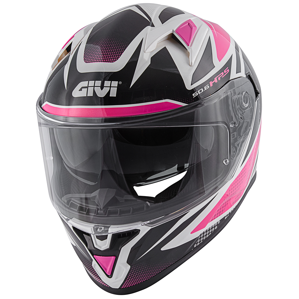 Givi - FULL-FACE HELMETS - 50.6 STOCCARDA FOLLOW LADY