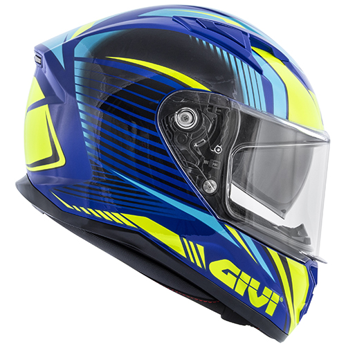 Givi - FULL-FACE HELMETS - 50.6 STOCCARDA GLADE