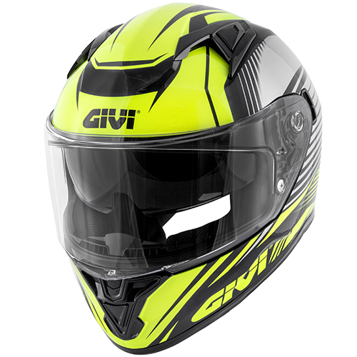 Givi - GDBY Black / yellow