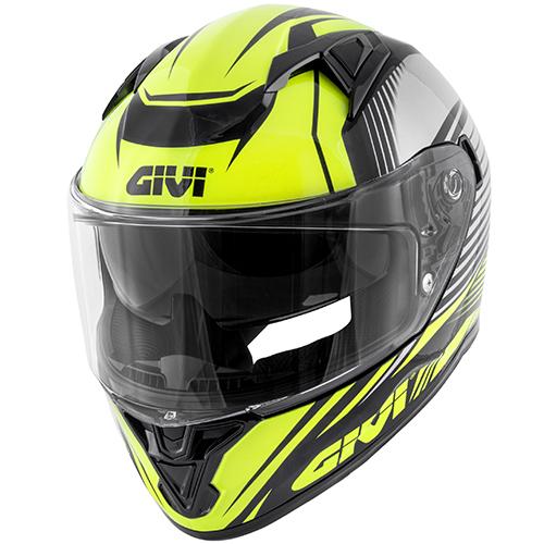 Givi - GDBY schwarz / gelb