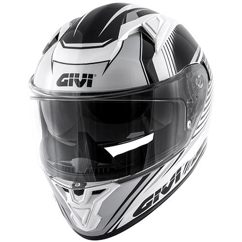 Givi - GDTW weiß / schwarz
