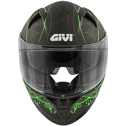 Givi - Casques Integraux - 50.6 STOCCARDA MENDHI LADY
