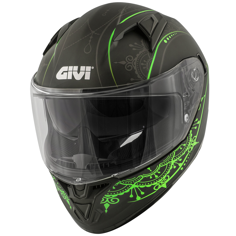 Givi - FULL-FACE HELMETS - 50.6 STOCCARDA MENDHI LADY