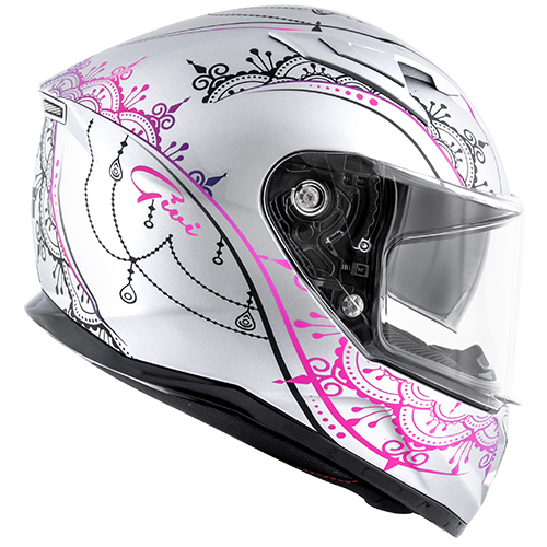 caschi FULL FACE 50.6 STOCCARDA MENDHI LADY