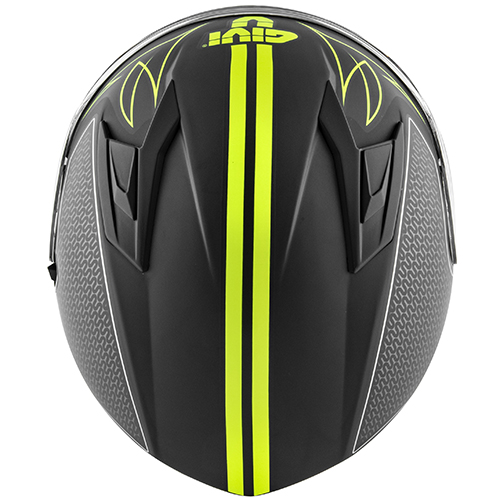 Givi - FULL-FACE HELMETS - 50.6 STOCCARDA SPLINTER