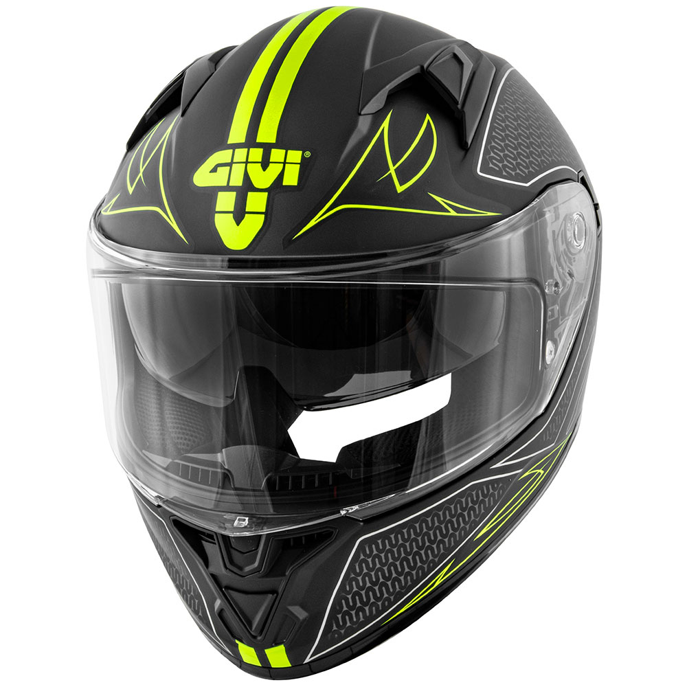 Givi - SNBK Matt black / yellow