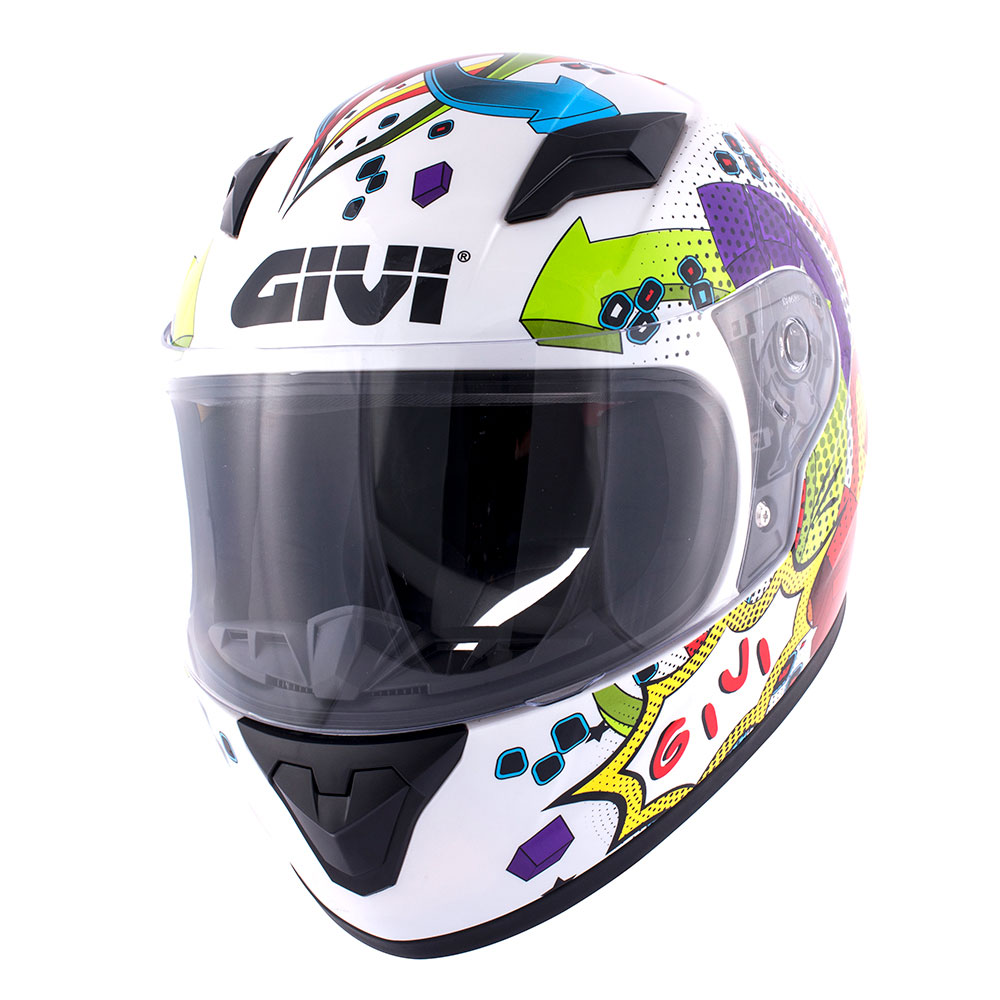 Givi - JUNIOR HELMETS - JUNIOR 4