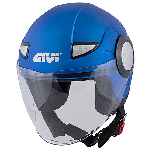 Givi - Junior Helme - JUNIOR 5 SOLID COLOR