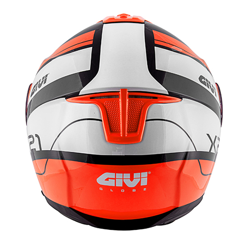Givi - Casques Modulables - X.21 CHALLENGER GLOBE