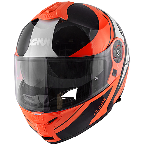 Givi - GBBE schwarz / orange
