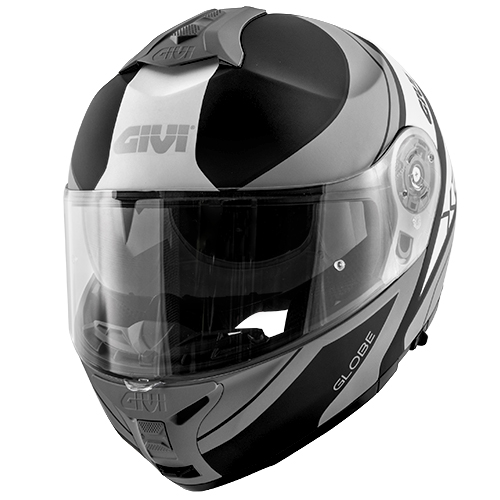 schwarz matt / titanium (GBBT)