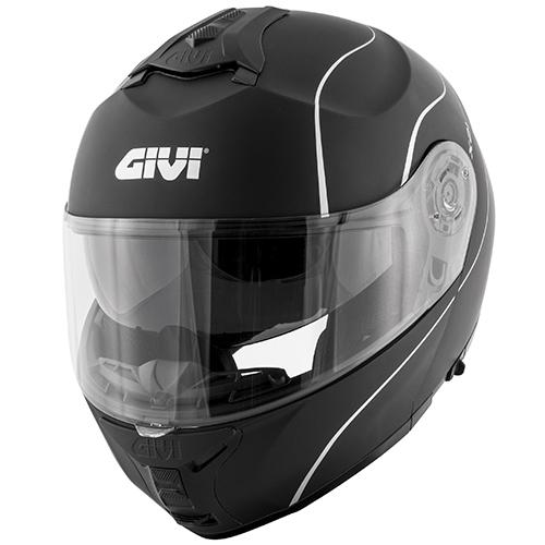 Givi - N900 nero opaco
