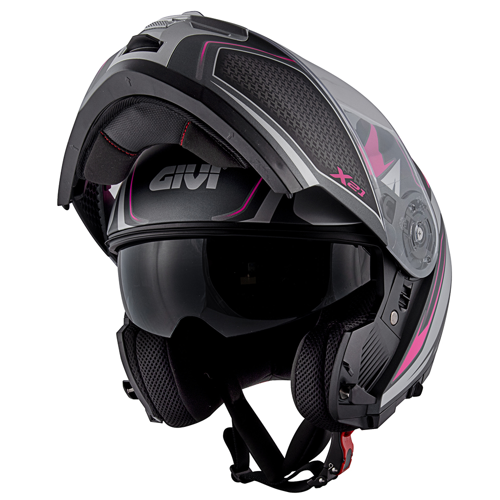 Givi - MODULAR HELMETS - X.21 CHALLENGER SHIVER LADY