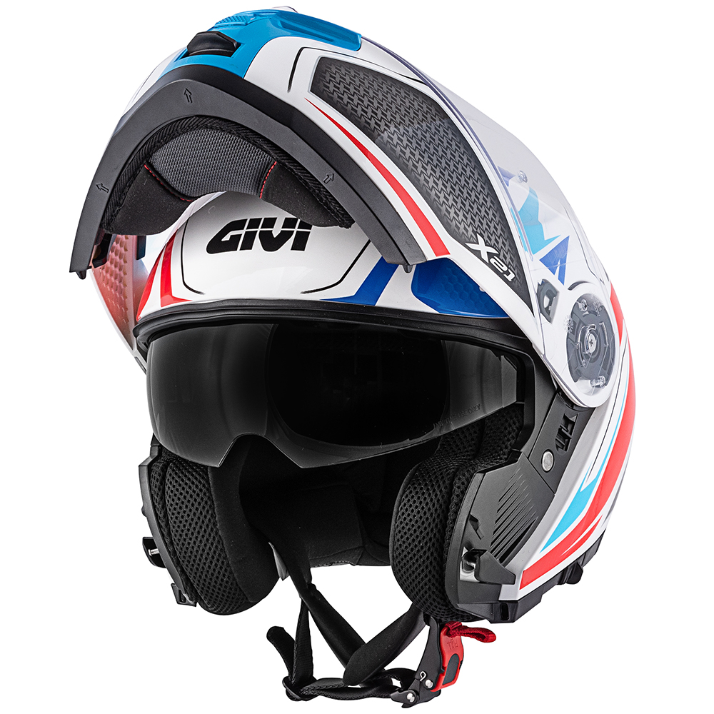 Givi - Capacetes Modulares - X.21 CHALLENGER SHIVER