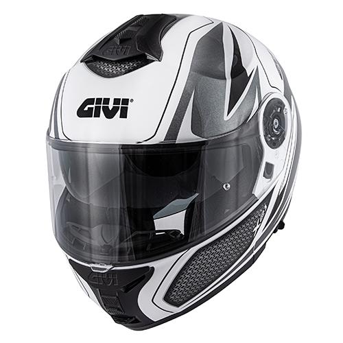 Givi - SHWT Bianco / titanio / nero
