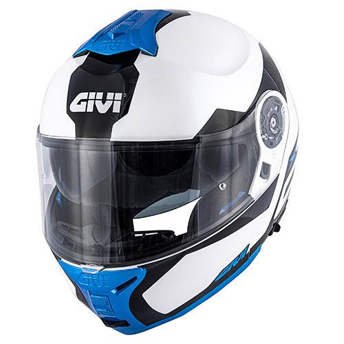Givi - SRWB Bianco / nero / blu