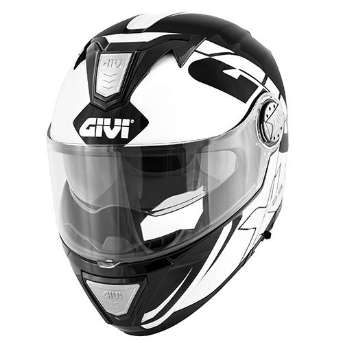 Givi - ECBW schwarz / weiß