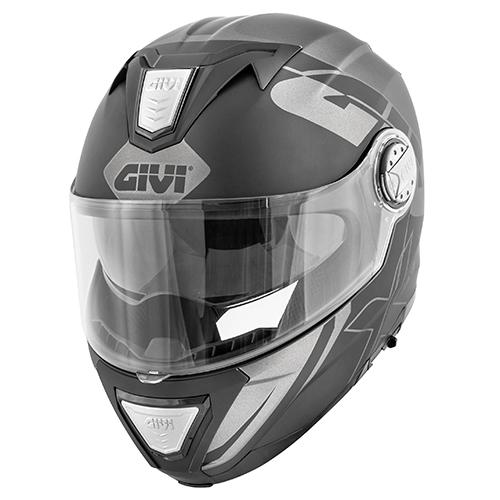 Givi - ECTB titanium matt / schwarz